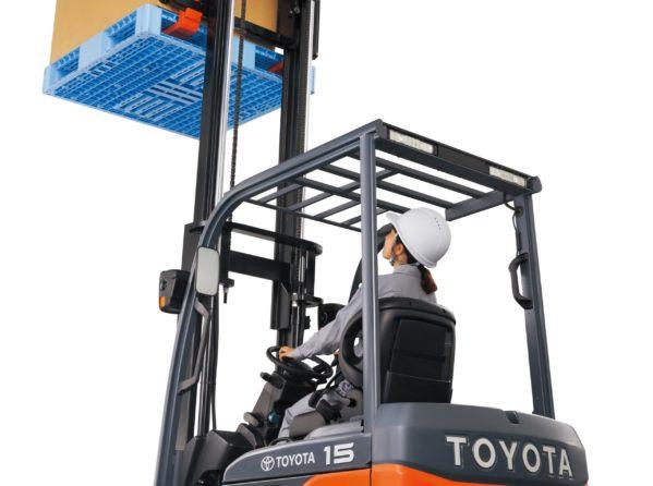 Segurança - 8FBE 1.0 a 2.0 toneladas
