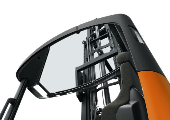 Segurança - RRE-H 1.4 a 2.5 toneladas