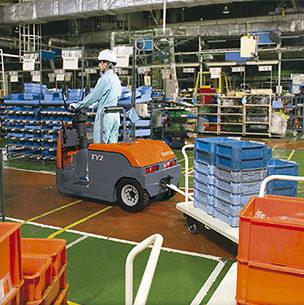 Segurança - 4CBT/4CBTY 2.0 a 4.0 toneladas
